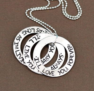 Ill Love You Forever Necklace