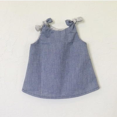 One Yard Baby Tunic