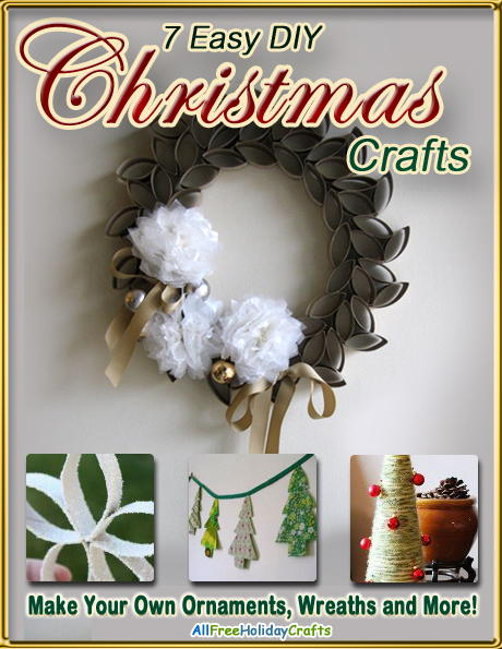 Easy DIY Christmas Crafts eBook