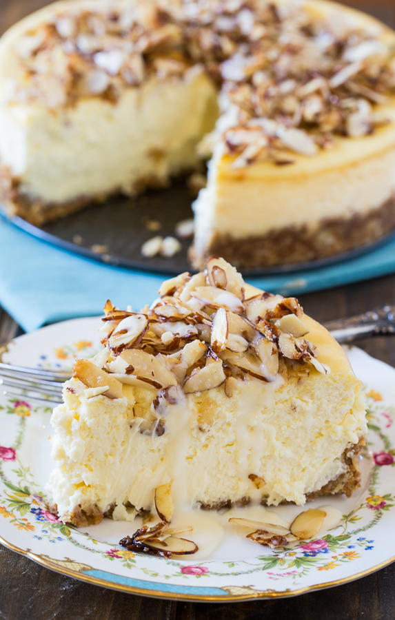 Amaretto Almond Cream Cheese Cake Recipelion Com