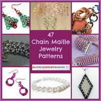 47 Chain Maille Jewelry Patterns