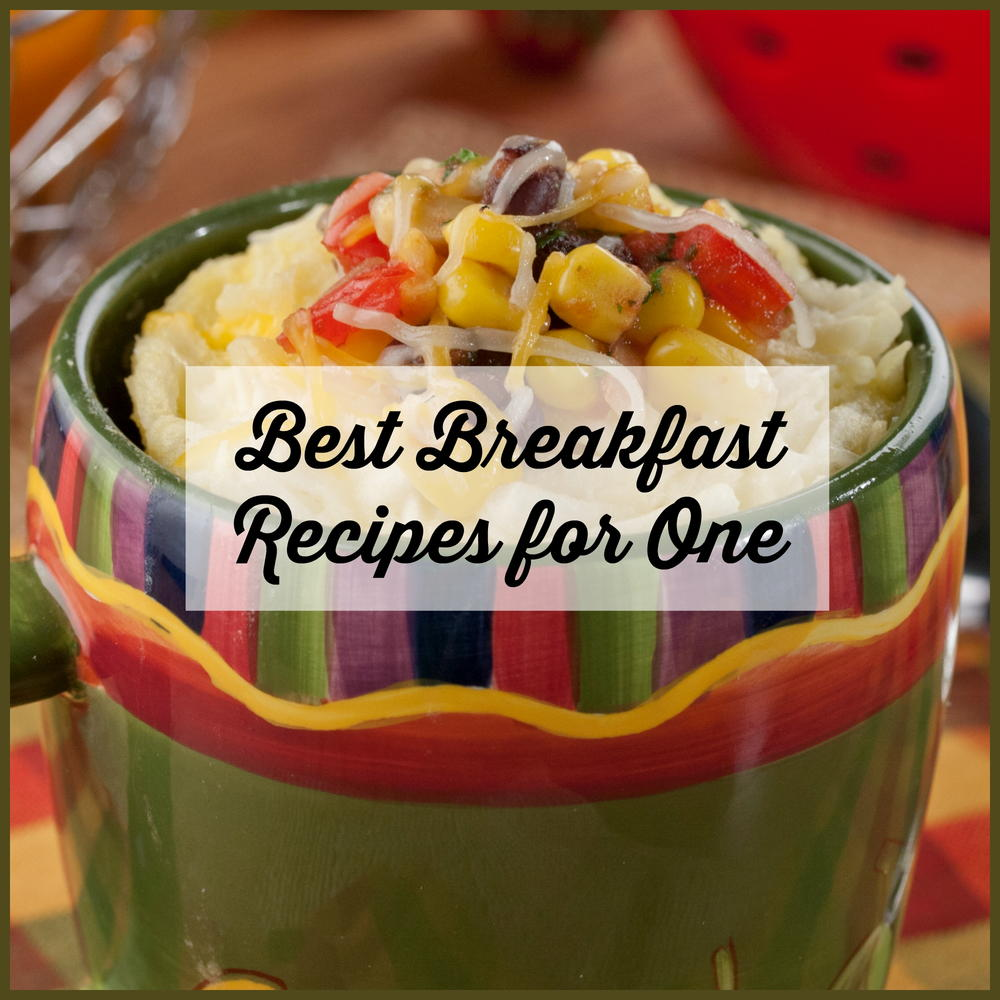 Best Breakfast Recipes For One 12 Recipes For One Person Mrfood Com