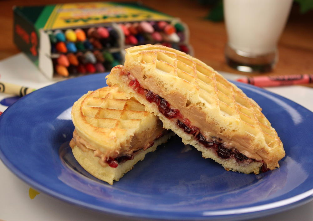 pb j sandwich Pb&j gets upgraded thanks to a new take on sandwich bread.