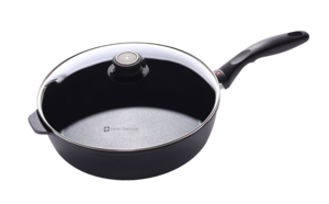 Swiss Diamond XD Nonstick Saute Pan With Lid Giveaway