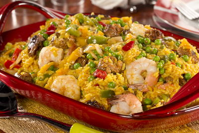 My Mother-in-Laws Paella