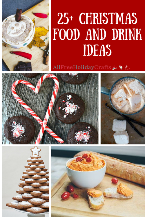 Christmas Party Lunch Ideas Part - 45: Fun Christmas Party Recipes: 25+ Christmas Food And Drink Recipes