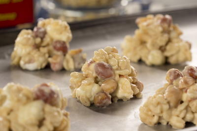 No-Bake Cookie Clusters