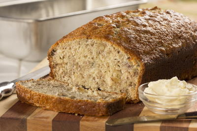 One-Pan Banana Bread