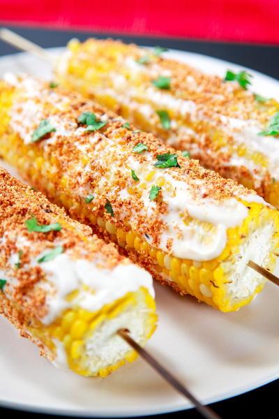 Best Mexican Street Corn