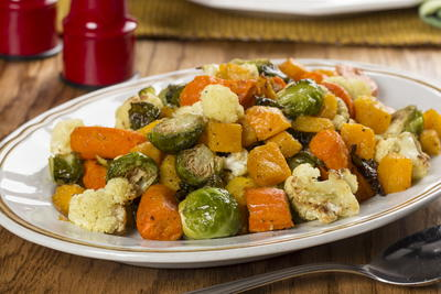 Roasted Winter Veggies