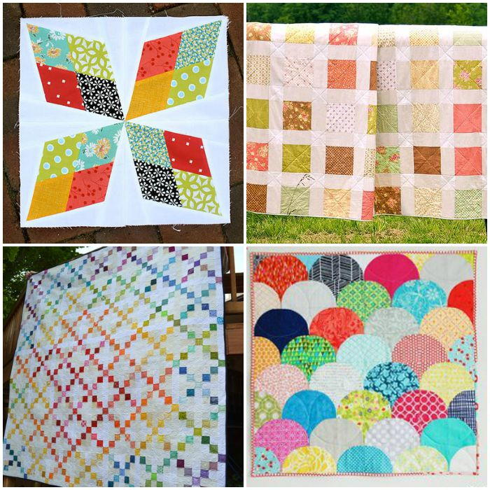 Quilting Designs Free : 900+ Free Quilting Patterns FaveQuilts.com