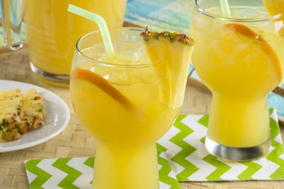 Pineapple Fruit Punch