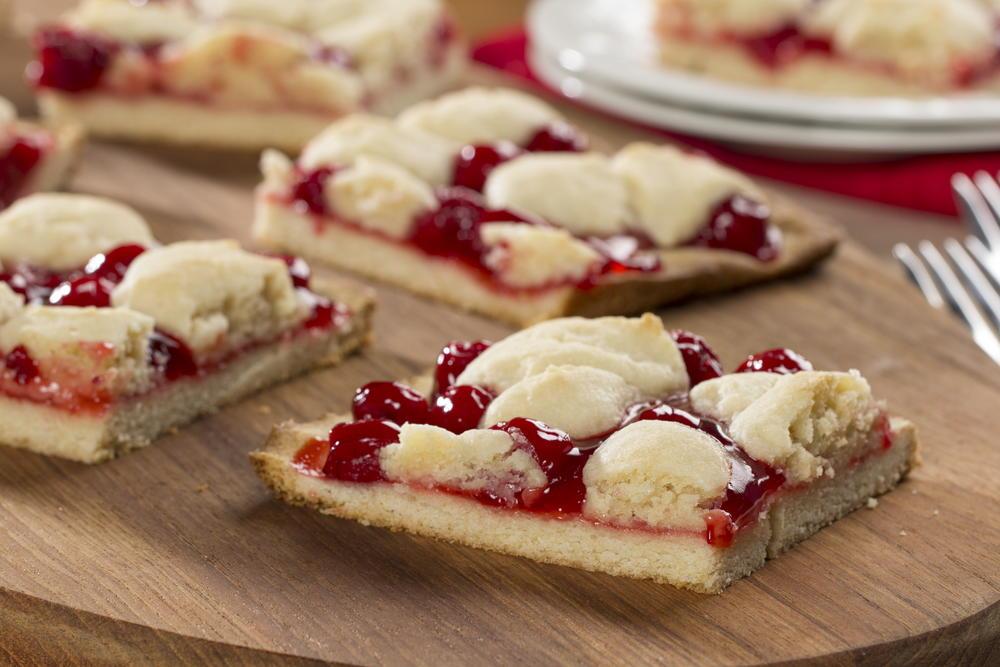Cherry kuchen bars - Cuisine stormer kuchen ...