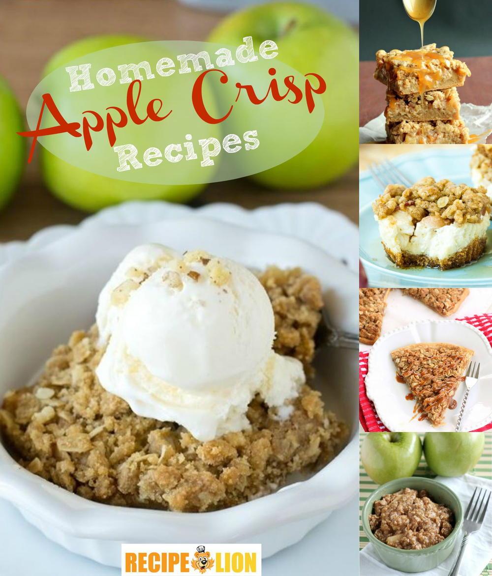 14 Easy Apple Crisp Recipes