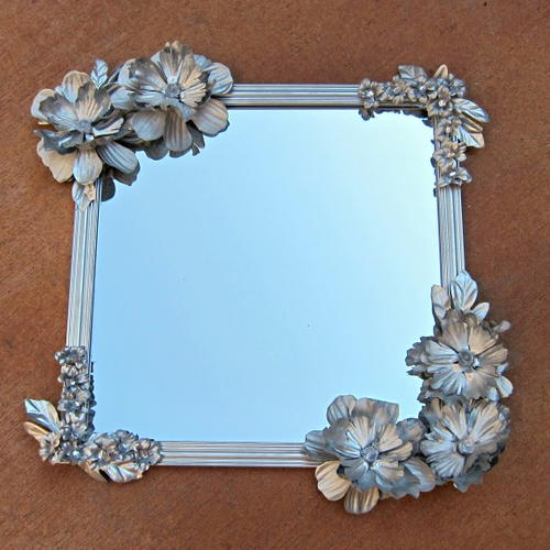 Anthropologie Inspired Mirror