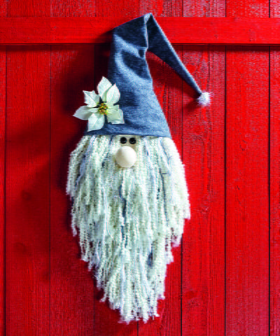 Christmas Gnome Wall Decor