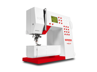 BERNINA 215 Simply Red Sewing Machine Giveaway