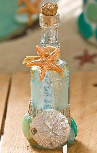 DIY Message in a Bottle Wedding Favors