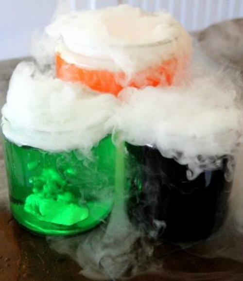 Edible Magic Potion