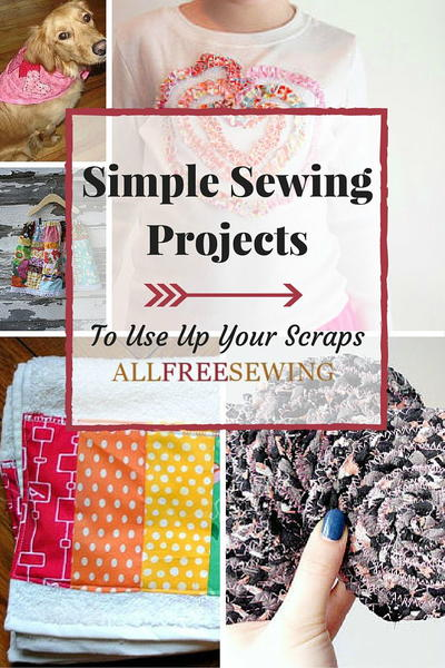 Scrap Busting Projects