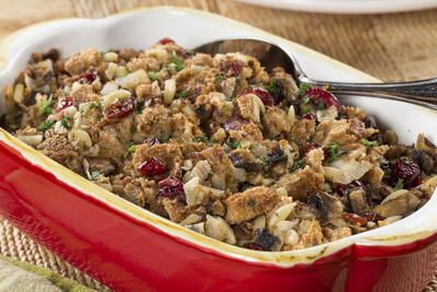 Homemade Holiday Stuffing