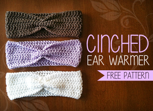 Cozy Cinched Ear Warmer