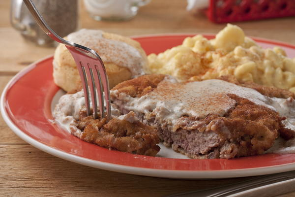 Redneck Chicken Fried Steak