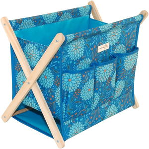 Everything Mary Folding Knitting Caddy