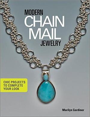 Modern Chain Mail Jewelry