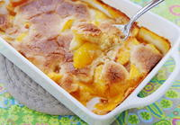 Easy Southern Desserts: 14 Southern Peach Cobbler Recipes