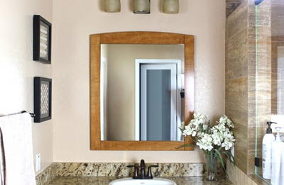 Make It Yourself Mirror Frame