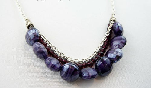 Sophisticated Statement Necklace