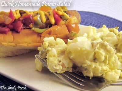 Quick Southern Potato Salad