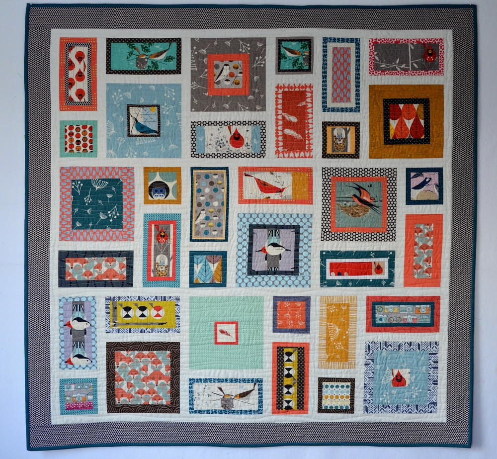 Wild Woods Panel Quilt Favequilts Com