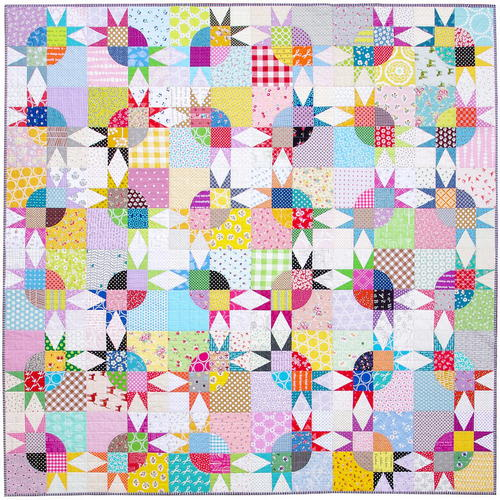 Pickle Dish Free Quilt Pattern