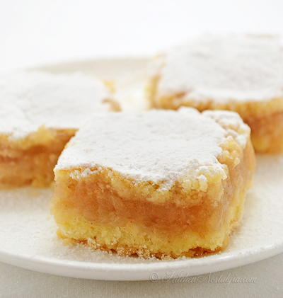 Croatian Apple Pie Bars
