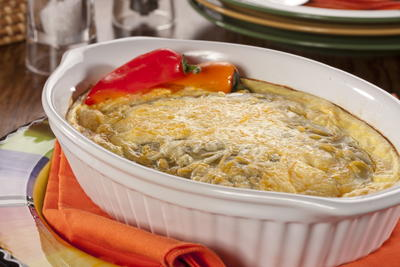 Cheesy Chile Bake