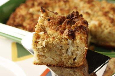 Sage Corn Bread Dressing