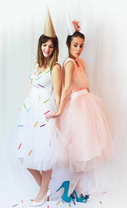 Sweet and Sugary DIY Halloween Costumes