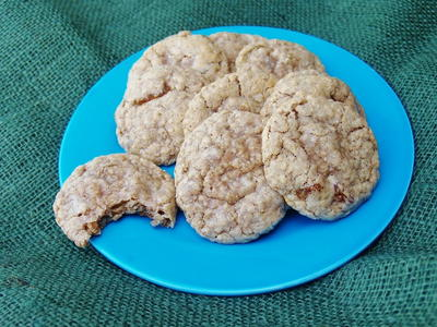 Grandmas Old-Fashioned Oatmeal Cookies