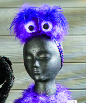 Monster Eyes Headband
