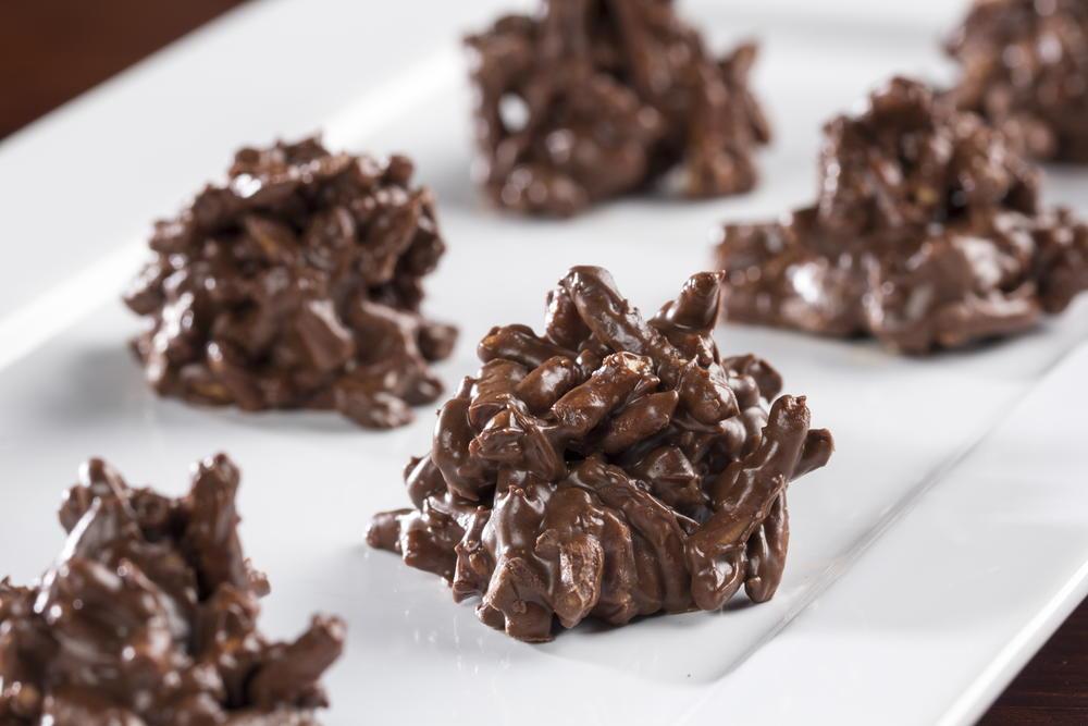 Chocolate Haystacks Mrfood Com