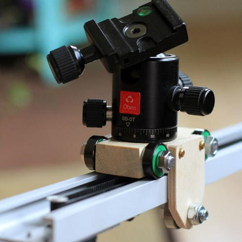 Timelapse Photography DIY Camera Dolly