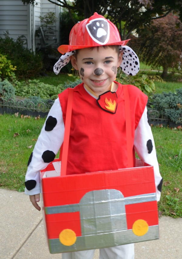 Paw Patrol Diy Halloween Costume Favecrafts Com