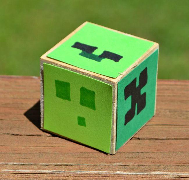 Minecraft Cube Favecrafts Com