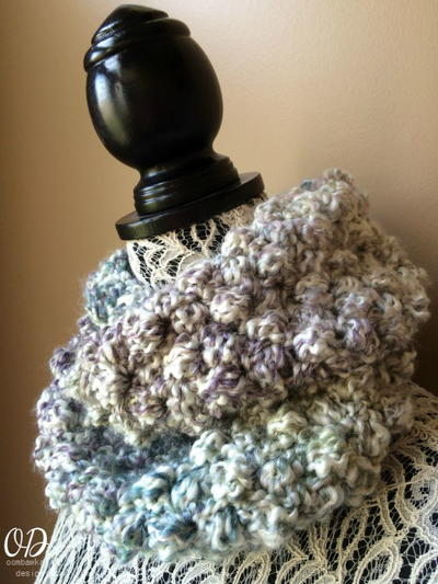 Simply Scrumptious Scarf