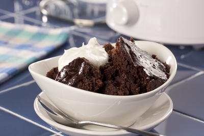 Slow Cooker Brownies