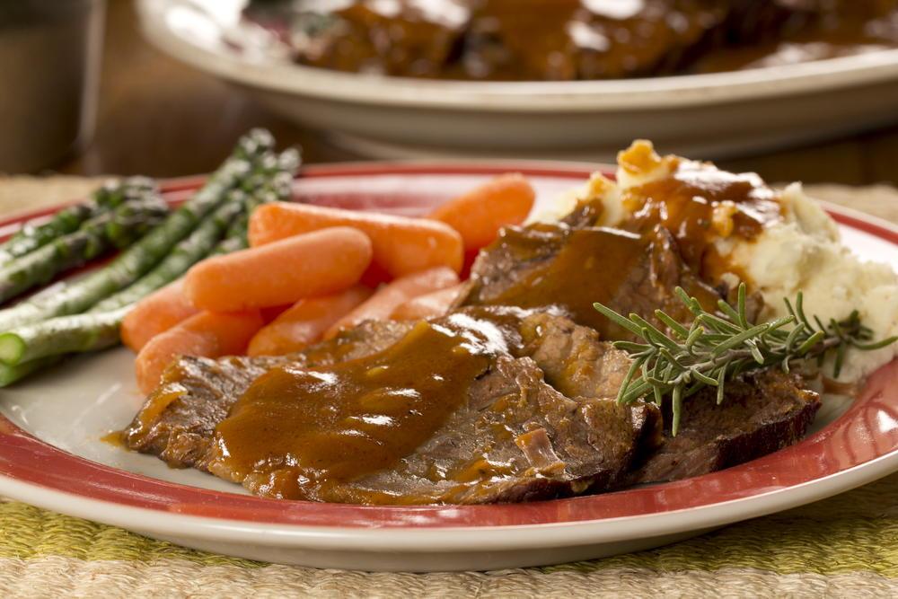 Slow Cooker Country Pot Roast Mrfood Com