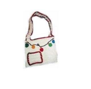 Hanging Ornaments Christmas Tote