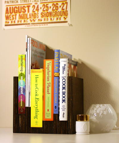 Anthropologie Knock Off DIY Bookshelf